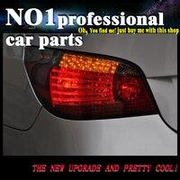 OUMIAO для BMW E60 автомобилей задние фонари 2004 2006/2007 2010 для BMW 520 523 525 530 сзади лампы, посвященный светодиодный фонарь backlamp светодиодный DRL