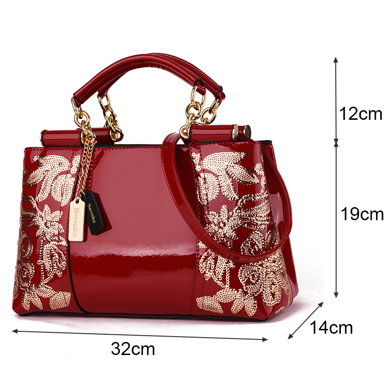 Nevenka Women Evening Handbag Female Leather Shoulder Bags Ladies Embroidered Evening Bag Luxury Handbags for Women19