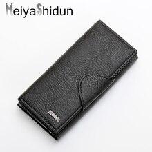 MeiyaShidun Luxus Frauen Brieftaschen Lackleder Hohe Qualität Designer Marke Brieftasche Lady Mode Kupplung Casual Frauen Geldbörsen Party