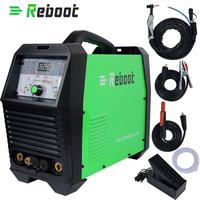 TIG 200A PulseAC/DC Aluminum Welder with DC Stick Welder ,Tig Pulse and Square Wave Inverterinvolved Foot Pedal Full Digital