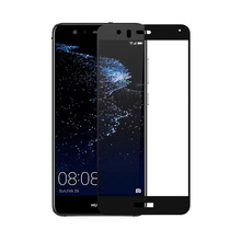 P10Lite Color Frame Full Cover Tempered Glass For Huawei P10 Lite Screen Protector Protective Film 5.2 Inches