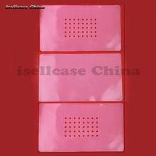 Wozniak 3 pièces/1 ensemble LCD écran séparateur tampon en silicone avec trou haute température ventouses sous vide perforé coussin d'isolation thermique