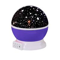 Rotating Sky Cosmos Star Night Romantic Projector Luminous Light Lamp Home Decor 89
