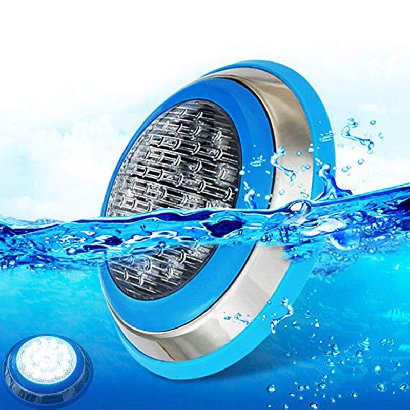 Buy 12pcs lot 12v 24v led underwater - Swimming pool lights underwater for sale ...