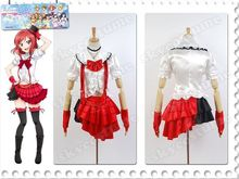 Love Live! Lovelive School Idol Project Nishikino Maki Shirt Dress Halloween Anime Cosplay Costumes For Women Girls Custom Made