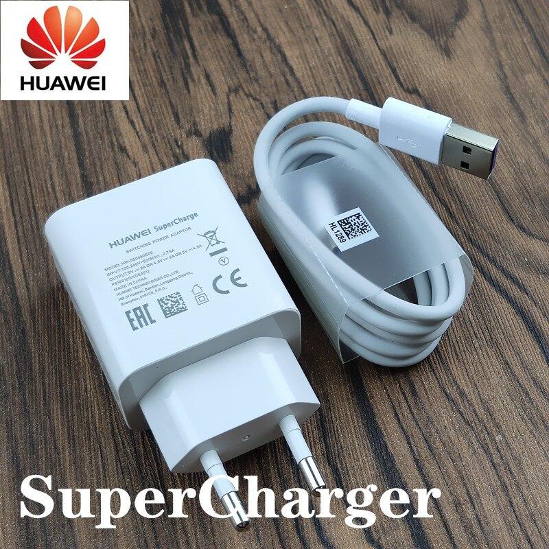 Huawei supercharge 5V4A P20 Pro carregador Rápido Rápido adaptador de cabo Tipo C Para O Companheiro 9 10 20 Pro P20 Pro p10 plus honor P30 v10