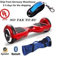 В Европе склад кольцо smart hoverboard 6,5 дюймов Китай ХОВЕРБОРДА балансируя ХОВЕРБОРДА