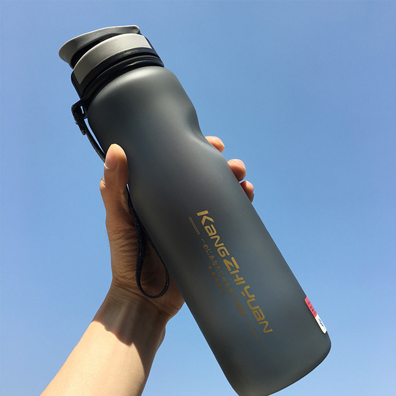 RUIDA uzspace Sport Water Bottles Material Drinkware Protein Shaker Camping Hiking Plastic Bottle for Water Travel Cup BPA Free|Water Bottles|   - AliExpress