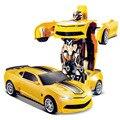 Бесплатная доставка TT661 671 Robort Шмель Трансформации Дистанционного Управления RC Автомобилей Off-Road RC Автомобиля RC игрушки против wltoys a959 k949