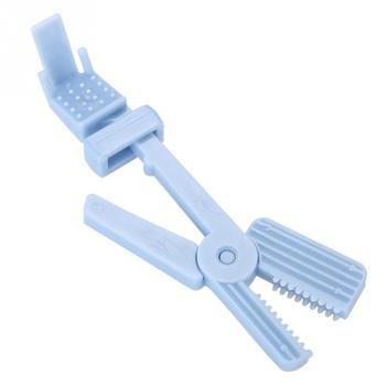 Pinza de plástico para rayos X para clínica Dental herramienta Autoclavable