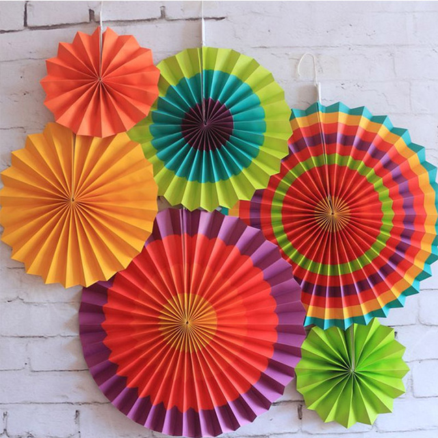 6pcsbirthday party decorative fan flower paper folding childs age 6pcsbirthday party decorative fan flower paper folding childs age site layout wedding room layout mightylinksfo