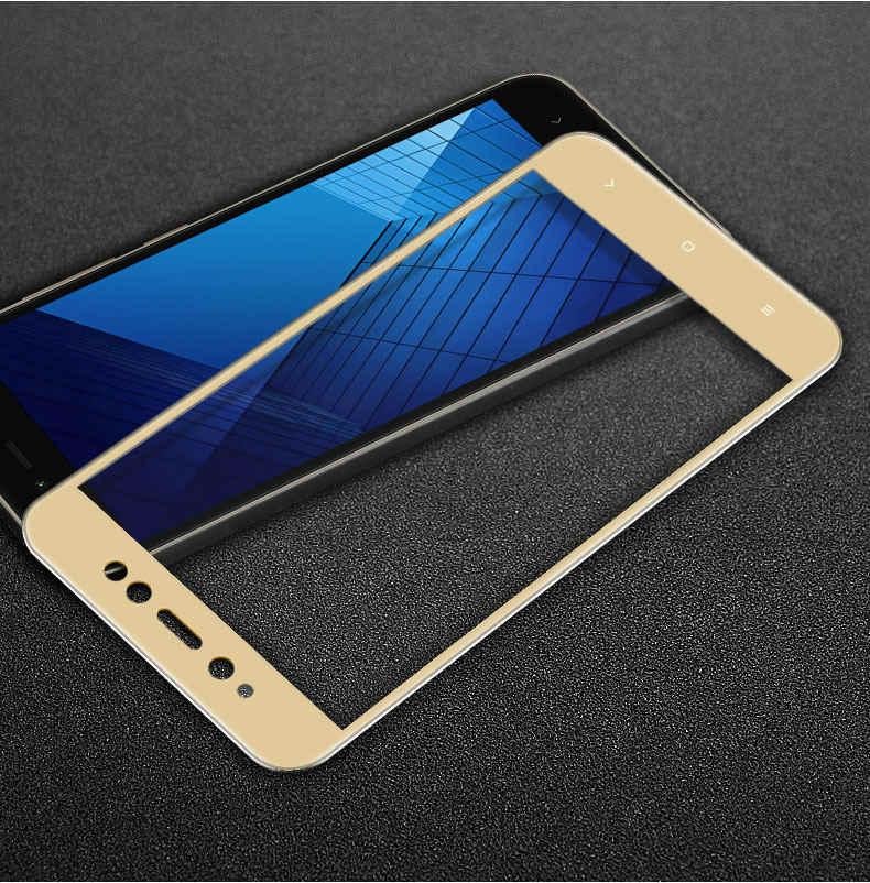 Полное покрытие закаленное Стекло для Xiaomi Redmi Note 5A 32 64 ГБ Экран протектор Стекло для Redmi Note 5A Pro премьер защитная пленка