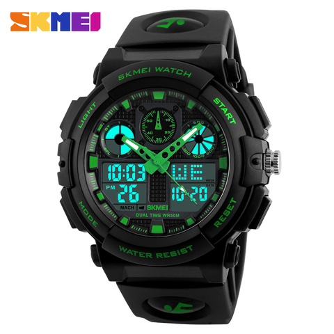 New Arrival Outdoor Sports Luxury Quartz Watch For Man Waterproof Watches Luminous Digital Fashion Men Fitness Watches Multan