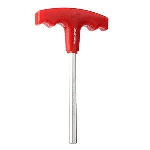 Image 4 - Шестигранный ключ с Т образной ручкой, набор метрических гаечных ключей 2,00 10,0 мм, Нескользящие многофункциональные гаечные ключи, ручные инструменты для ремонта, 10 шт.