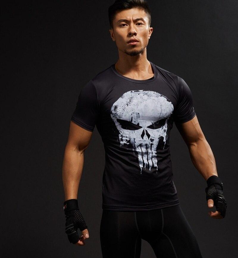 t camisas mma roupas de fitness correndo camisa topos