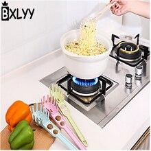 Bxlyy Новинка 1 шт кухонная ложка для лапши яичный белый сепаратор