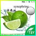 Perder peso 98% HCL Sinefrina metil pó de citrus aurantium 100 g/lote