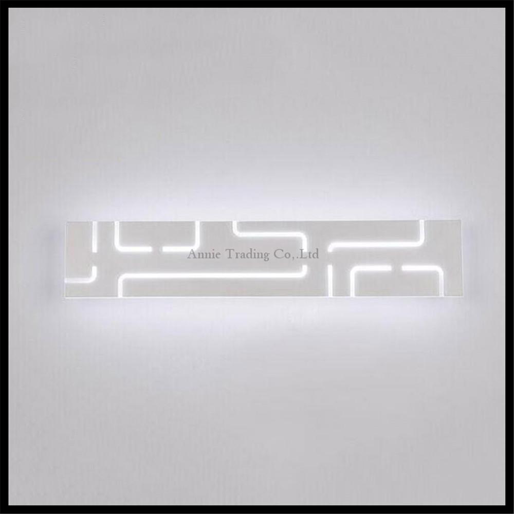 lcm moderno cm w w led de pared de bao luz delantera luz