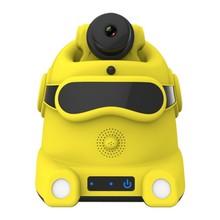 Мобильные Камеры наблюдения Робот для Монитором Ребенка и Ухода За Престарелыми Self Патруль с Высококачественный Диктор и Человека Детектор Движения