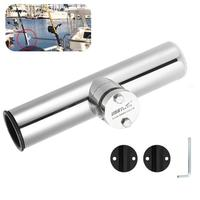 Fishing Rod Holder For 19 25mm Marine Boat Anti rust Rail Mount Stainless Steel Rod Holder Fishing Accessories