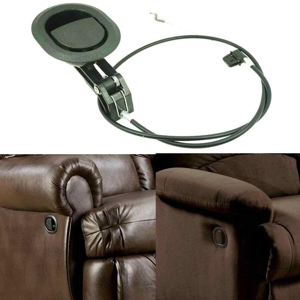 Bırakma Kolu Kolu ile kablo seçmek için koltuk ve kanepe uzanmış-relax