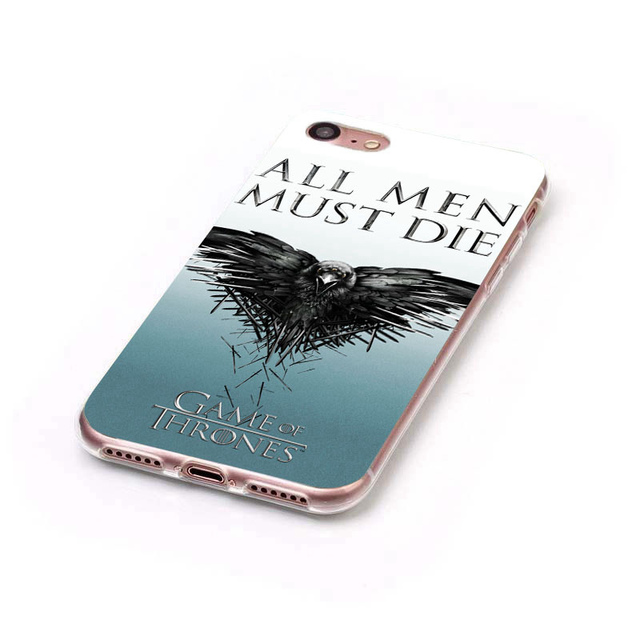 Game of Thrones Hodor Hold the Door Soft TPU Silicone Phone Cases
