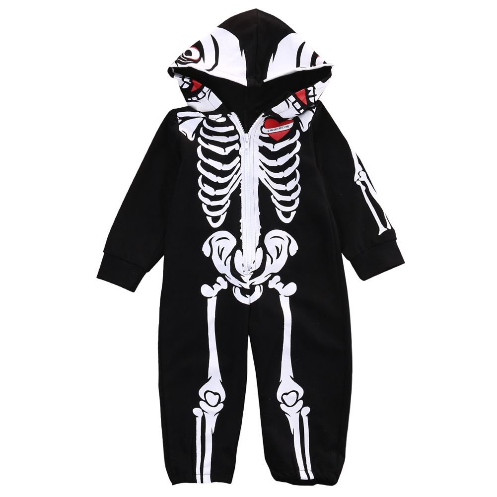 Baby Romper Halloween Newborn Baby Girl Boys Long Sleeve Cotton Rompers Baby Boy Girl Jumpsuit Outfits Costume cutelee newborn soft cotton baby romper o neck costumes long sleeve baby girl boy rompers baby clothing ropa next baby jumpsuit
