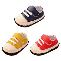 Canvas Newborn Baby Boys Girls Shoes Infant Toddler Matching Soft Sole Anti slip Baby First Walkers