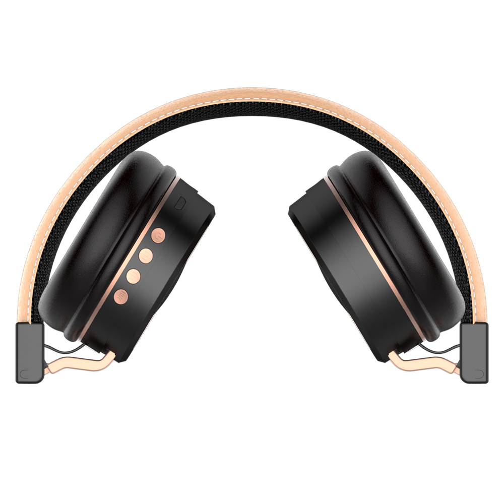 Bluetooth Headset Wireless Folding Sports Headset Stereo Radio Multi function PC Mobile Phone Music Earphones with Mic TF Card in Bluetooth Earphones Headphones from Consumer Electronics