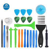 23 IN 1 Mobile Phone Repair Tools Kit Spudger Pry Opening Tool Screwdriver Set for iPhone iPad Samsung Cell Phone Hand Tools Set