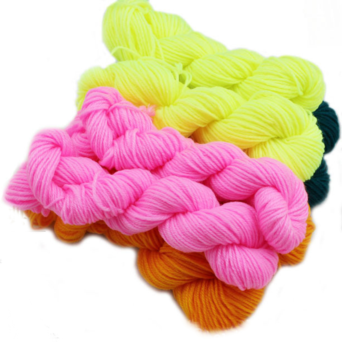 Hand Knitting Yarns : Aliexpress buy polyester for knitting baby