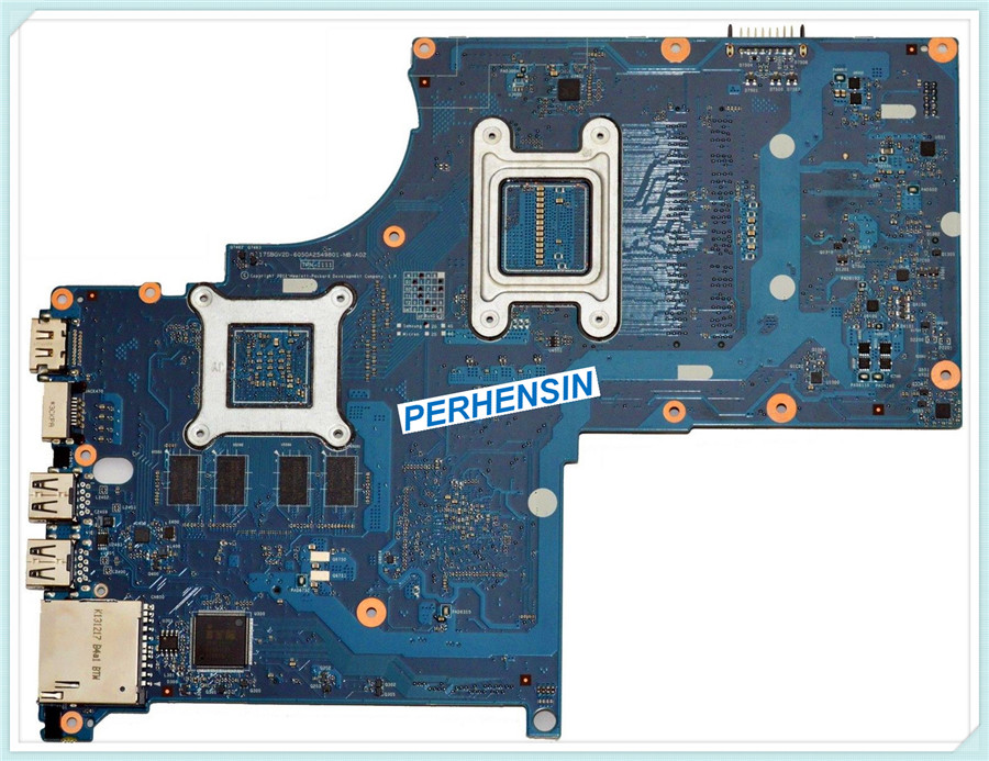 For HP For Envy 17-J Laptop MOTHERBOARD s947 746451-501 746451501 100% WORK PERFECTLY 720577 001 720577 501 main board for hp envy touchsmart 15 15 j laptop motherboard socket fs1 ddr3