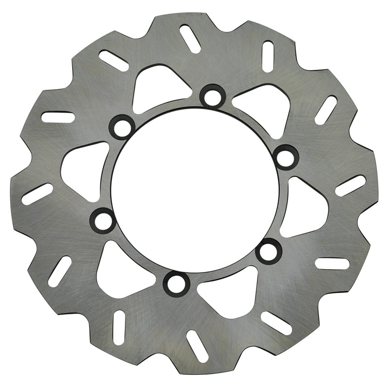 LOPOR Motorcycle Rear Brake Disc Rotor For KAWASAKI KDX125 KDX200 KDX220 KDX250 KLX250 KLX300R KDX 125 200 220 250 KLX 250 NEW