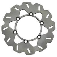 LOPOR Motorcycle Rear Brake Disc Rotor For KAWASAKI KDX125 KDX200 KDX220 KDX250 KLX250 KLX300R KDX 125 200 220 250 KLX 250 NEW