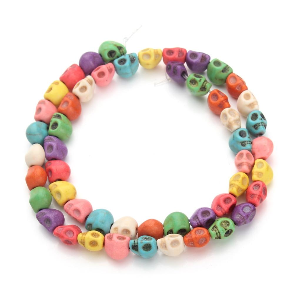 50 Balle environ entre Perles 4 mm Daisy Spacer Argent Métal Perles Tube 269