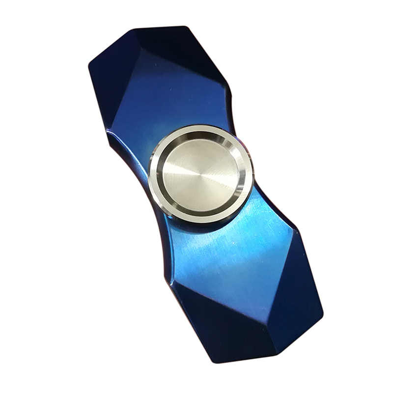 Титан сплав Непоседа ручной счетчик ВДГ сверкающие градиент Torqbar палец Spinner Металлический ручной Спиннер стресс R188 игрушки SL220