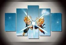 Dragon Ball – Wall Art – Canvas Print