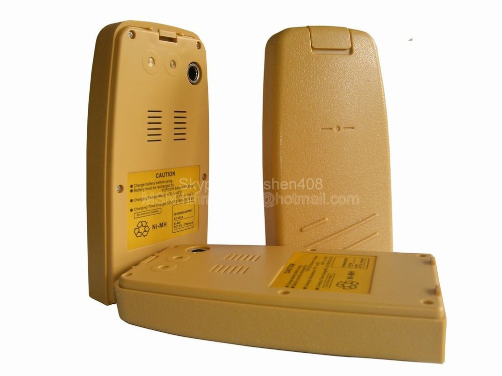 Topcon Total Station BT-52Q battery for Topcon GTS-220/210/200/GTS-102/GTS-332/GPT-1003 series total station geb111 battery suitable for tps300 700 series