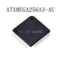 5PCS ATXMEGA256A3 ATXMEGA256A3-AU QFP64 Best quality