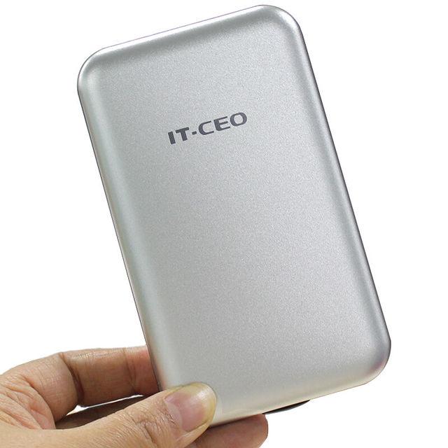 Portátil Discos Rígidos Externos de 1 TB HDD USB3.0 Desktop Laptop Disco HD Dispositivos de Armazenamento Em Disco Externo 1 tb de disco móvel