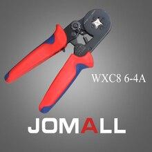 Купить с кэшбэком WXC86-4A crimping tool crimping plier 2 multi tool tools hands Mini-Type Self-Adjustable Crimping Plier