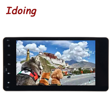 Idoing 2Din 7″/2GB/32GB For Mitsubishi Universal Android 6.0 Steering-Wheel Octa Core Car Navigation Player Fast Boot 4G NO DVD
