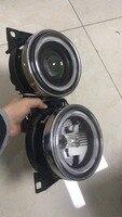 1 пара новых передняя фара свет фар для BMW E30 M40 318i 318is 325es 325i автомобиля задние фонари в сборе дневные ходовые огни 1984 1991