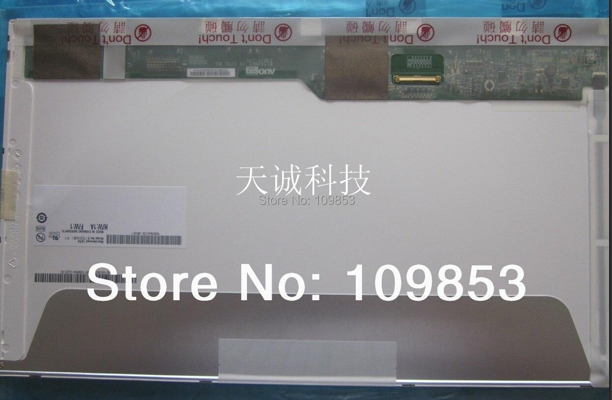 15.6 ''écran de remplacement Pour Ordinateur Portable lcd LP156WF1 TLB1 TLF3 B156HW01 V.1 N156HGE-L11 led panneau