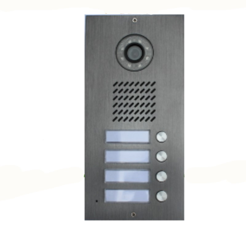 ФОТО Rain-Proof Metal Wired Outdoor camera for Video Door Phone