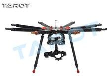Free shipping TAROT X8 TL8X000 ALL Carbon Fiber Eight axis aircraft Multirotor font b Quadcopter b