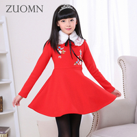 Winter Girls Dresses For Spring Chinese Style Dresses For Children S Costumes Princess Dress Queen Cinderella
