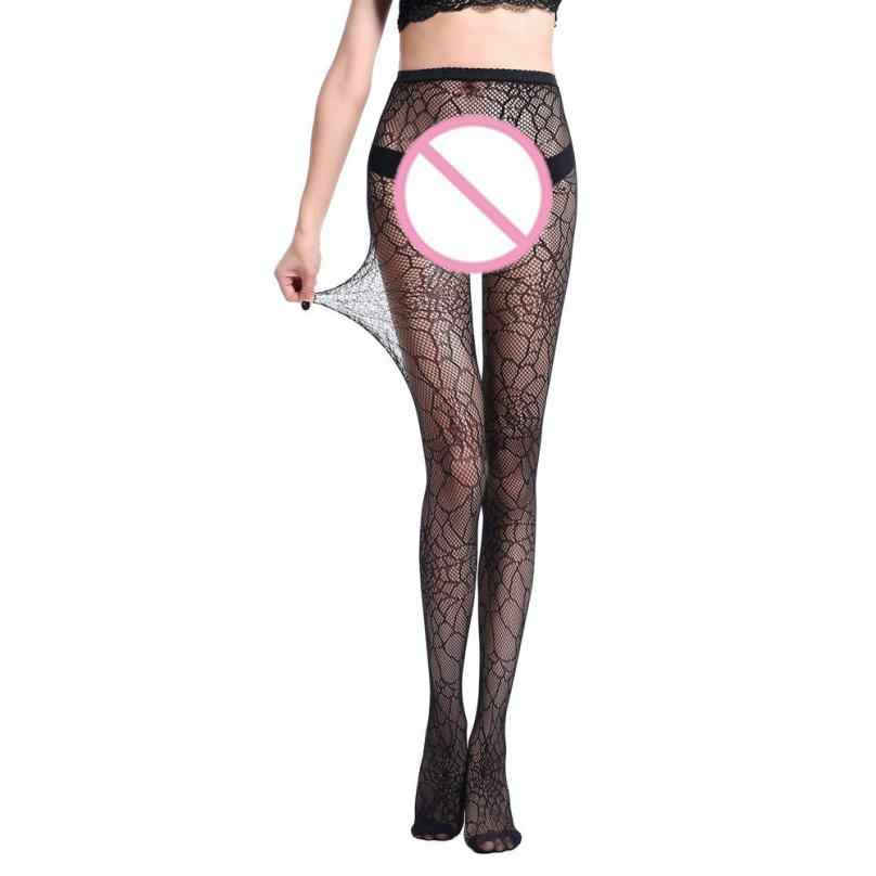 53baa2043b8 Detail Feedback Questions about 2018 Women s sexy fishnet tights ...