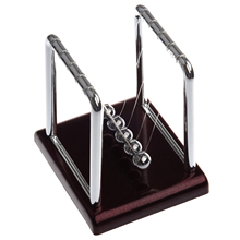 Newton Cradle Balance Steel Balls School Early Childhood Education Teaching Supplies Physics Science Pendulum Desk Toy Gifts