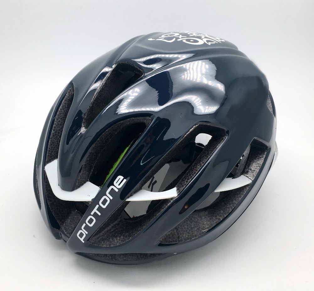 The most quality size L 59-62cm MTB protone evader bicycle helmet cycling Accessories EPS+PC